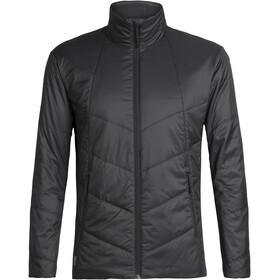 Icebreaker Helix Jacket Herre Black